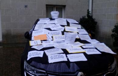 Mobilisation à Limoges #02