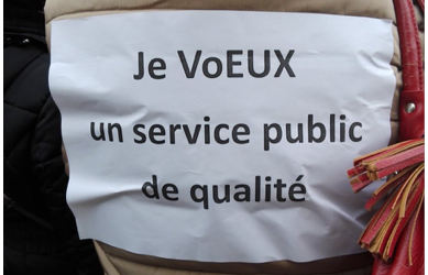 Mobilisation à Poitiers #02